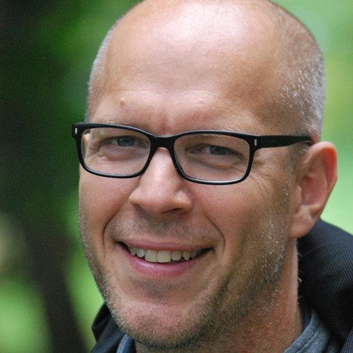 Mattias Mattsson, överläkare vid Akademiska sjukhuset