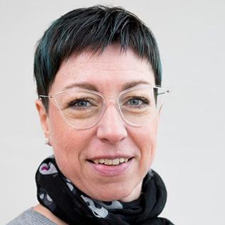Erika Roman, professor i husdjurens neurofysiologi