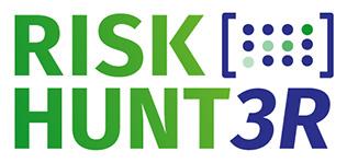 RISK-HUNT3R logotyp