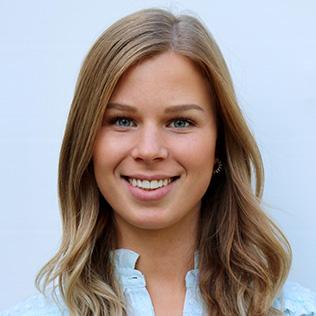Kristin Augustsson, apotekarstudent